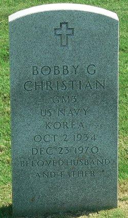 Bobby G Christian