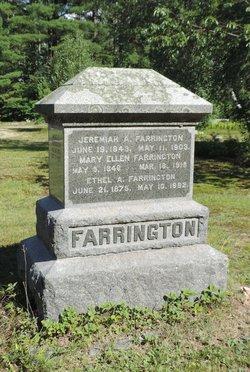 Mabel E. Farrington