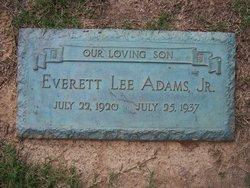 Everett Lee Adams Jr.