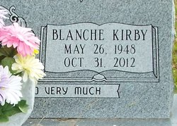 Blanche <I>Kirby</I> Moore
