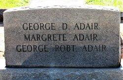 George D Adair