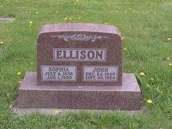 "Johannes ""John"" Ellison"