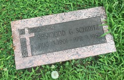 Raymond Godfrey Schmitz