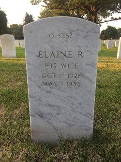 Elaine R Airey