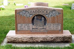 Pearl <I>Richards</I> Haddock