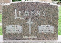 Alice <I>Prail</I> Lemens