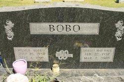 Wilmer Bobby Bobo, Sr