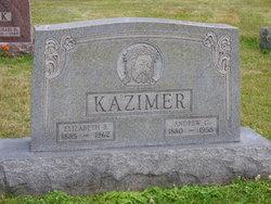 Elizabeth B Kazimer