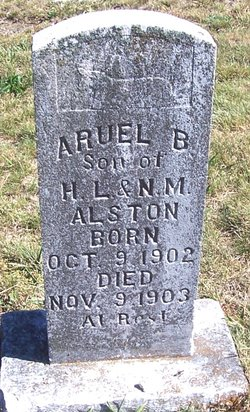 Arvel B. Alston