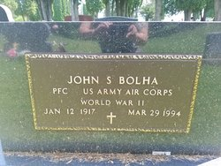 John Steve Bolha