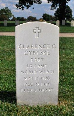 Clarence C Cybyske
