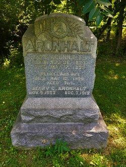 Rebecca <I>Rothrock</I> Aronhalt