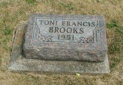 Toni Francis Brooks