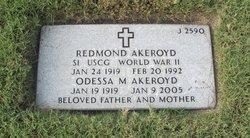 Odessa Mignon <I>Edwards</I> Akeroyd