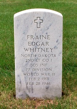 Fraine Edgar Whitney