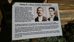 Ency Carmilla <I>Bayles</I> Butt
