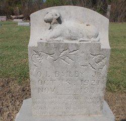 O. L. Bailey, Jr