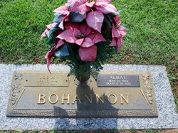"Joseph Hughes ""Joe"" Bohannon"
