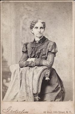 Phebe Augusta <I>Baker</I> Cornell