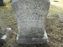 Amanda M. <I>Russell</I> Abbey