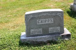 Matilda Jane <I>McKinney</I> Cripps