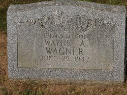 Wayne A. Wagner