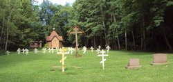 Saint Johns Orthodox Monastery Cemetery
