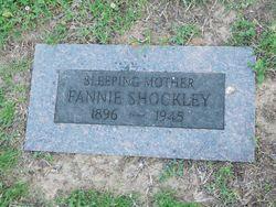 Fannie Shockley