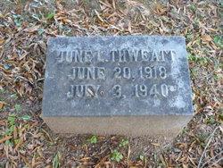 June Louise Thweatt