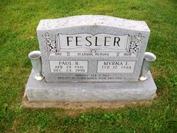 Paul Robert Fesler
