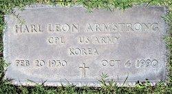 Harl Leon Armstrong