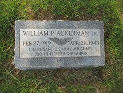 William Prescott Ackerman, Jr
