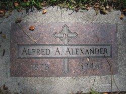 Alfred Arrin Alexander
