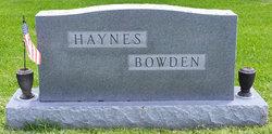 Frank Lister Haynes