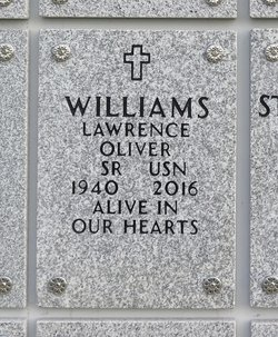Lawrence Oliver Williams