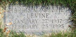 """Harris M """"Buzzie"""" Levine"""