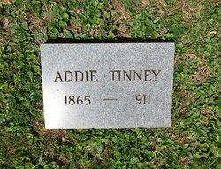 Addie Jane <I>Long</I> Tinney