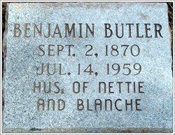 Benjamin Clint Butler