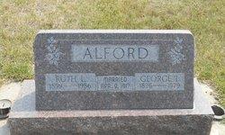 Ruth Lucretia <I>Carter</I> Alford