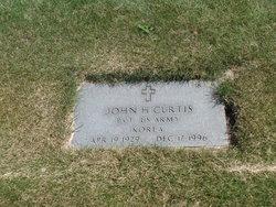 John H Curtis