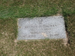Arthur Henry Dagwan