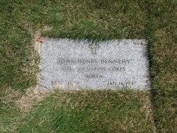 John Henry Dennehy