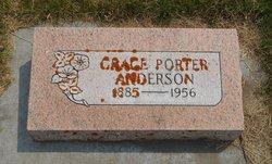 Grace <I>Porter</I> Anderson