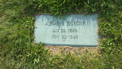 Adam John Burger