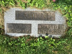 James Madison Lambing