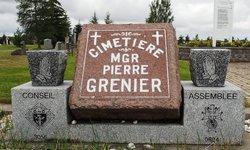 Cimetière Monseigneur Pierre Grenier