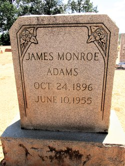 "James Monroe ""Jim"" Adams"