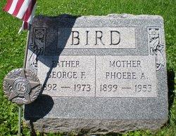Phoebe Ann <I>Atkinson</I> Bird