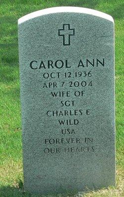 Carol Ann Wild