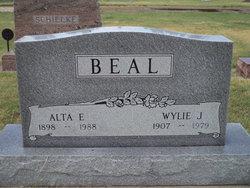 Alta Evelyn <I>Mallory</I> Beal
